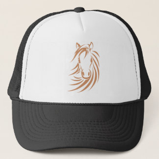 Horse T-shirts, Shirts and Custom Horse Clothing Trucker Hat