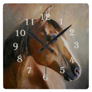 Horse Themed Clock II