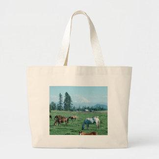 Horse Tote Tote Bags