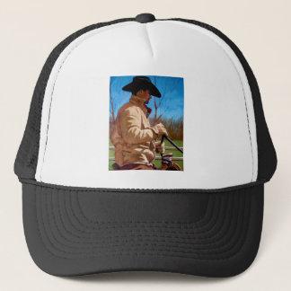 HORSE TRAINER in Pastel Trucker Hat