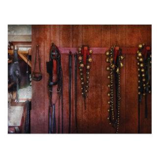 Horse Trainer - Jingle Bells Post Cards