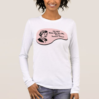Horse Trainer Voice Long Sleeve T-Shirt