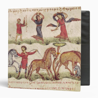 Horse Trainers 3 Ring Binder