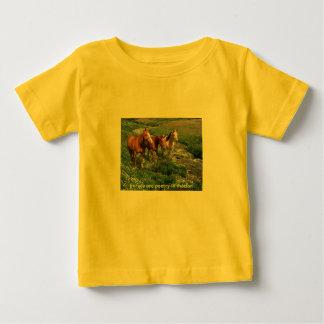 Horse Trio Toddler Unisex T-Shirt