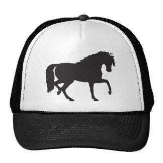 Horse Trotting Trucker Hat