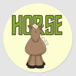 Horse Tshirts and Gifts Stickers
