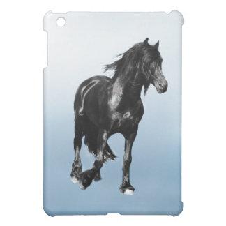 Horse turning suddenly iPad mini cases