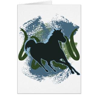 Horse v1 card