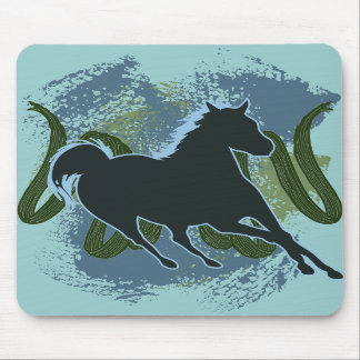 Horse V1 Mouse Pads