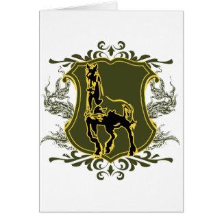 Horse v2 card
