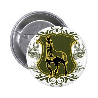 Horse v2 pinback button
