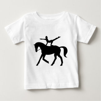 horse vaulting icon shirt
