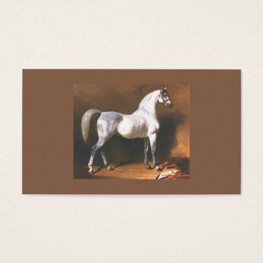 Horse Vintage Business Card