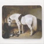 Horse Vintage Mousepad