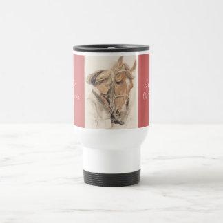 Horse Vintage Mug
