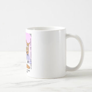 Horse Waiters Funny Cartoon Tees & Gifts Coffee Mug