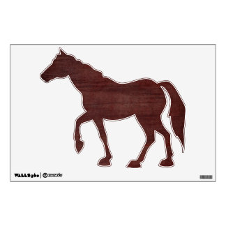 horse wall sticker