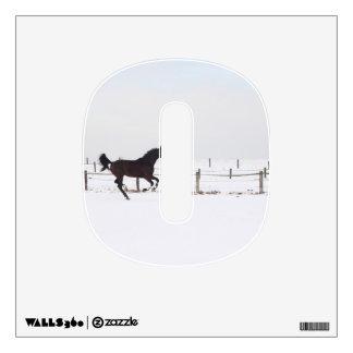 horse wall skins