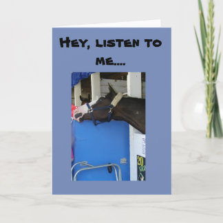**HORSE