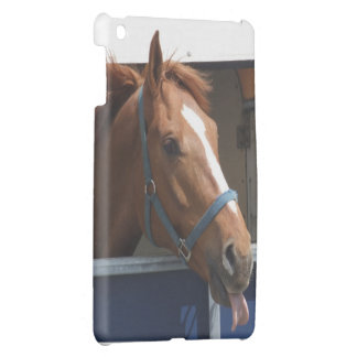 Horse with attitude iPad cover