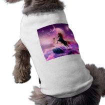 Horse with wonderful fairy T-Shirt