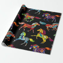 Horse Wrapping Paper