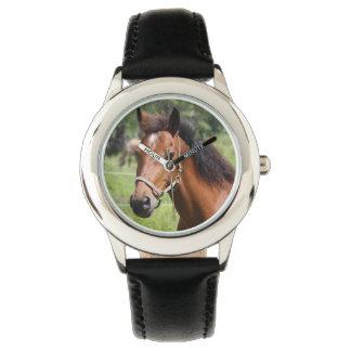 Horse Wristwatch