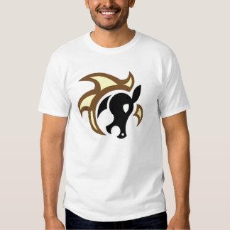 Horse Zodiac Symbol Tee Shirt