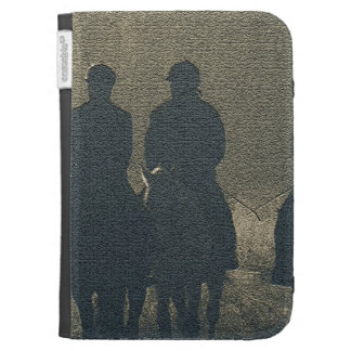 Horseback Kindle Covers