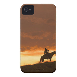 Horseback rider 10 iPhone 4 cover