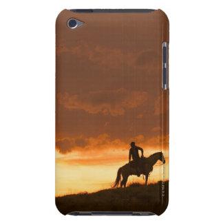 Horseback rider 10 iPod touch Case-Mate case