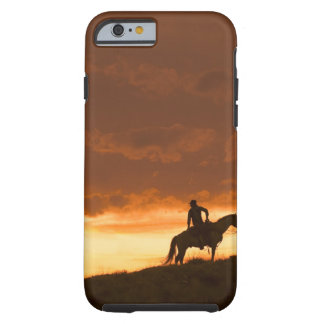 Horseback rider 10 tough iPhone 6 case