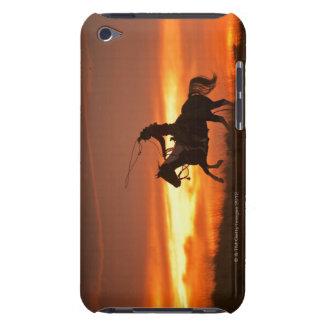 Horseback rider 11 iPod touch case