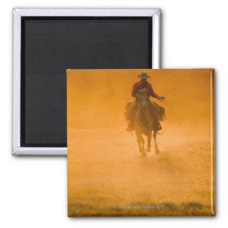 Horseback rider 12 magnet
