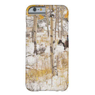 Horseback rider 13 barely there iPhone 6 case