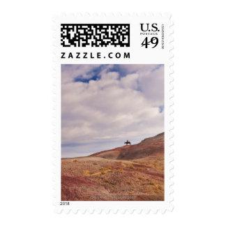 Horseback rider 14 postage