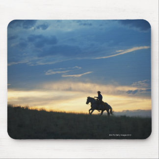 Horseback rider 15 mouse pads
