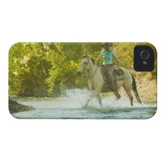 Horseback rider 16 iPhone 4 Case-Mate case