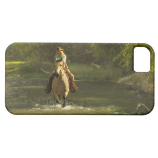 Horseback rider 17 iPhone SE/5/5s case