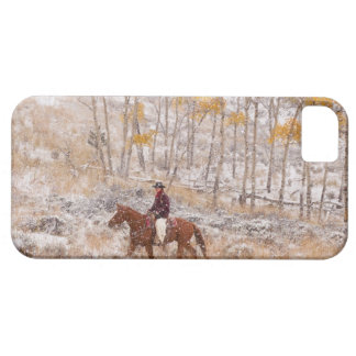 Horseback rider 18 iPhone SE/5/5s case