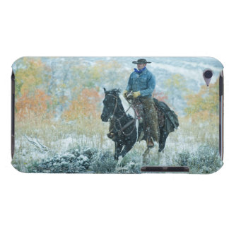 Horseback rider 19 barely there iPod case