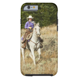 Horseback rider 20 tough iPhone 6 case