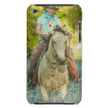 Horseback rider 21 barely there iPod case
