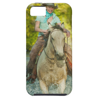 Horseback rider 21 iPhone SE/5/5s case