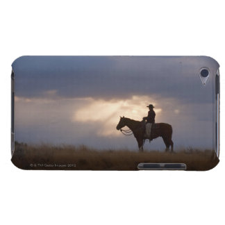 Horseback rider 22 iPod touch Case-Mate case