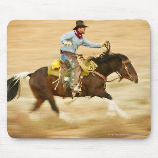 Horseback rider 23 mousepads