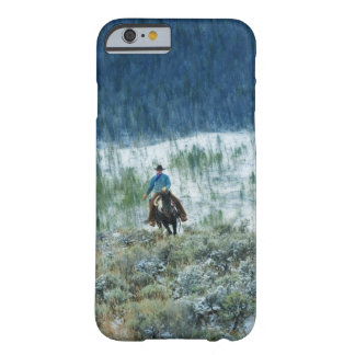 Horseback rider 4 barely there iPhone 6 case