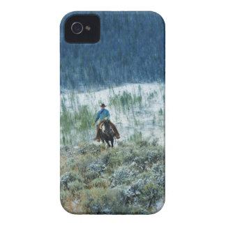 Horseback rider 4 iPhone 4 Case-Mate case