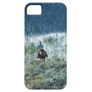 Horseback rider 4 iPhone SE/5/5s case