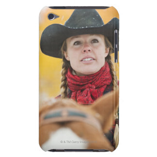 Horseback rider 5 iPod touch cover